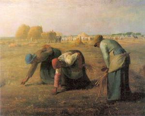 gleaners Jean Francois Millet