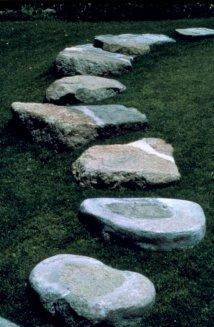 path stones