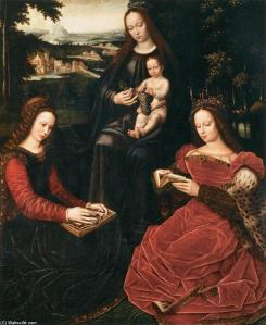 16 Ambrosius-Benson-Virgin-and-Child-with-Saints-2-