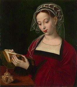 Ambrosius Benson, Magdeleine reading