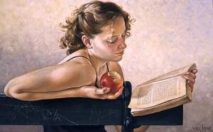 Francine Van Hove, Celine a la pomme