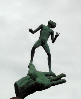 Hand of God_Stockholm