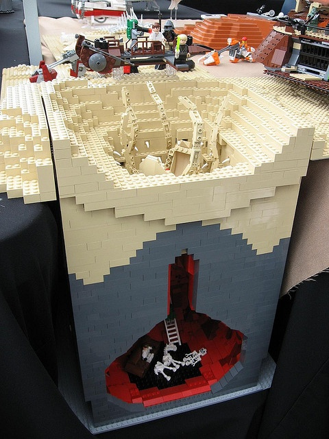 Lego Sarlacc Belly_Star WArs