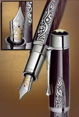 Alexander vom Humboldt Fountain Pen