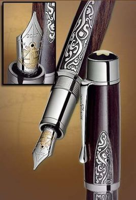Alexander vom Humboldt Fountain Pen