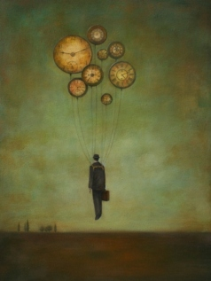 Time flies with strings attached_Duy Huynh