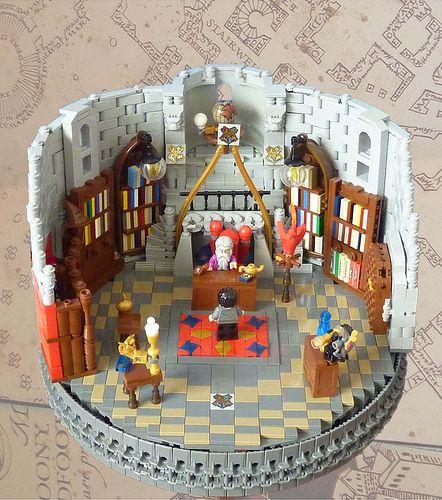 Dumbledore office_Robuko_Flickr