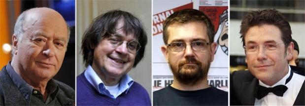 """Atentado à liberdade de expressão: cartunistas do """"Charlie Hebdo"""" são mortos naFrança"""
