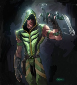 Smallville_Green_Arrow_by_gavinslayer