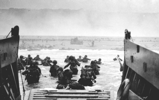 desembarque Normandia