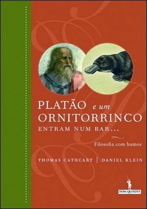 Platão e um ornitorrinco entram num bar