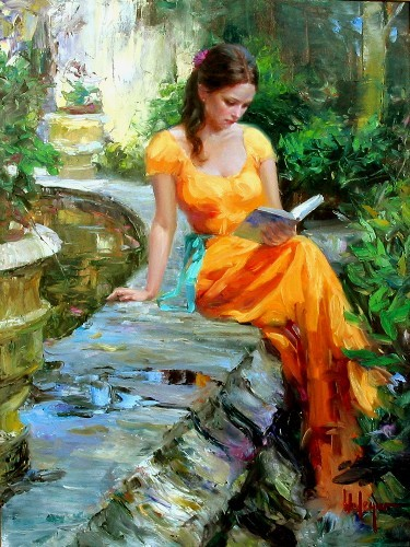 reading_Vladimir Volegov