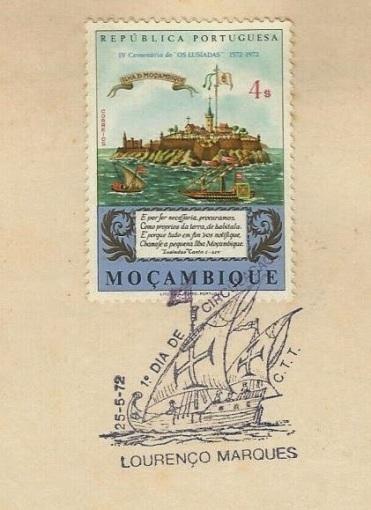 Lusiadas_selo de Mocambique 1972