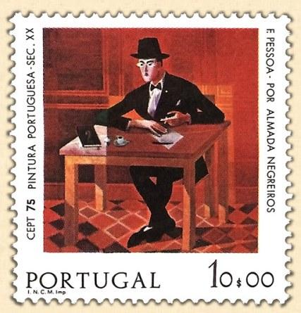 Selo-do-Fernando-Pessoa-Portugal-1975