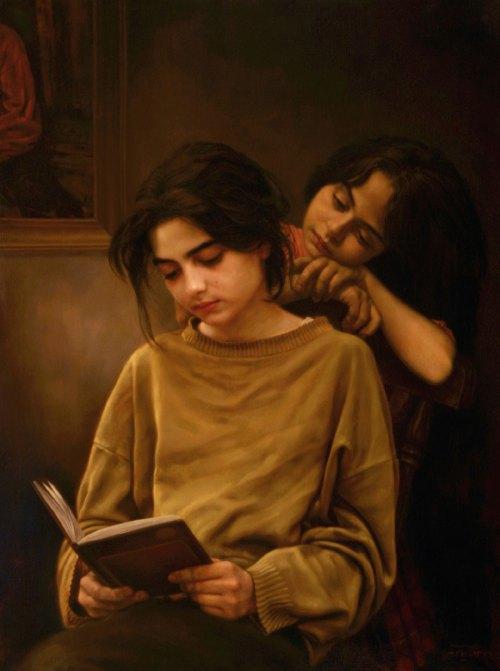 2sisters-and-a-book by Iman Maleki.jpg