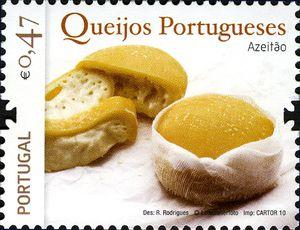 Portuguese-Cheeses---Azeitao-cheese-PDO