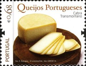 Portuguese-Cheeses---Cabra-Transmontano-cheese-PDO