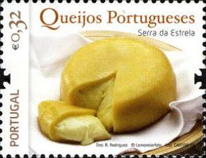 Portuguese-Cheeses---Serra-da-Estrela-cheese-PDO