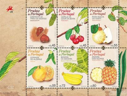 Frutas de Portugal 2015