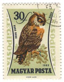 magyar posta_1962