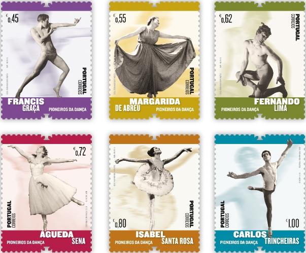 pioneiros da danca