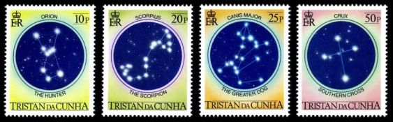 stars-on-stamps-tristan-da-cunha-constellations