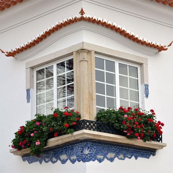 janela em Alcochete