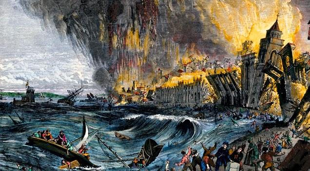 Terramoto acompanhado de maremoto em Lisboa no ano de 1755.jpg