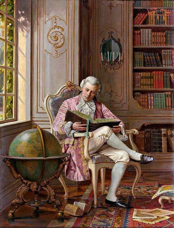Reading Habit. Alois Heinrich Priechenfried.jpg